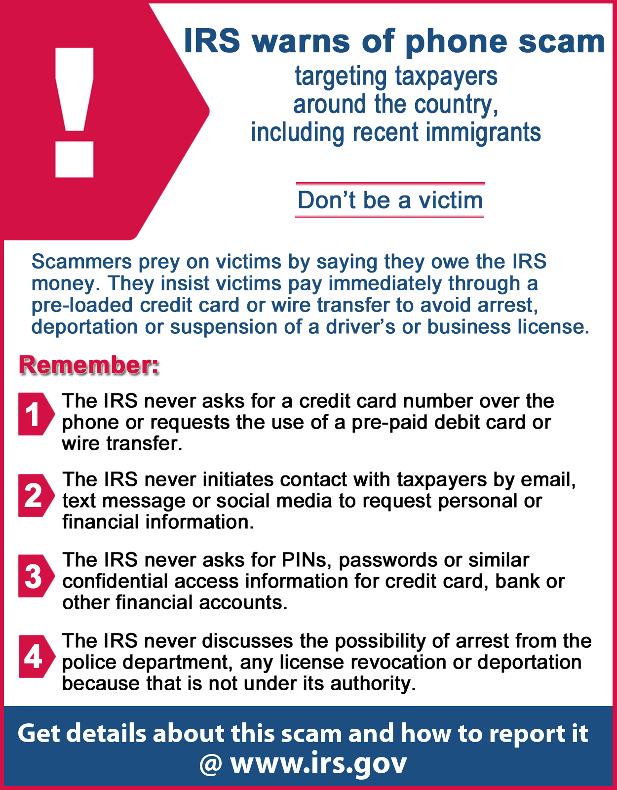 Financial crimes pinellas county victim rights coalition irs scam falaconquin